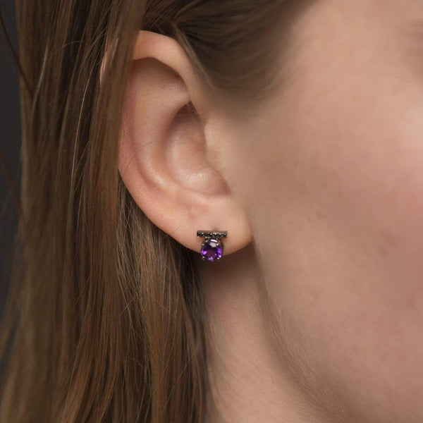 GFG Jewellery Earrings Amethyste Earrings