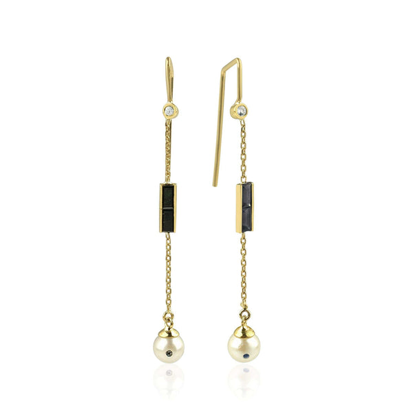 GFG Jewellery Earrings Eline Diamond Earrings