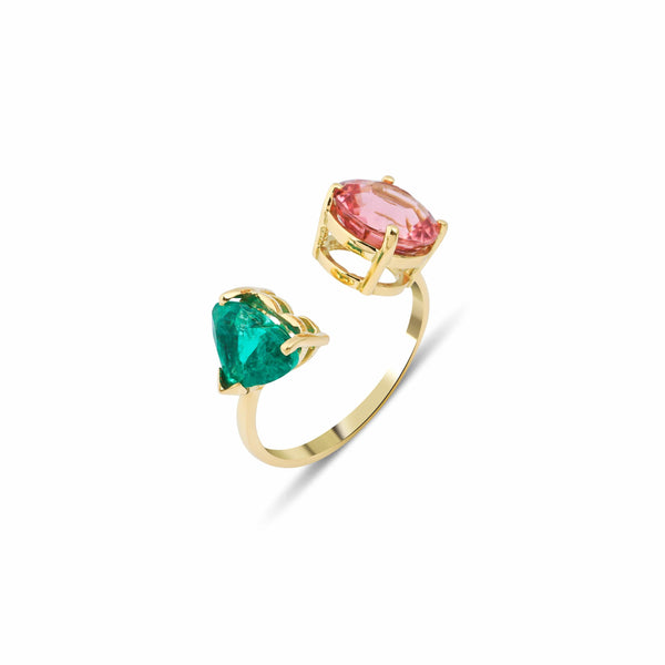 GFG Jewellery Rings Artisia Duo Ring