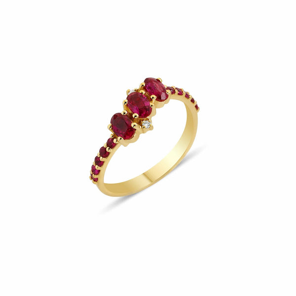 GFG Jewellery Rings Seraphina Trio Ring