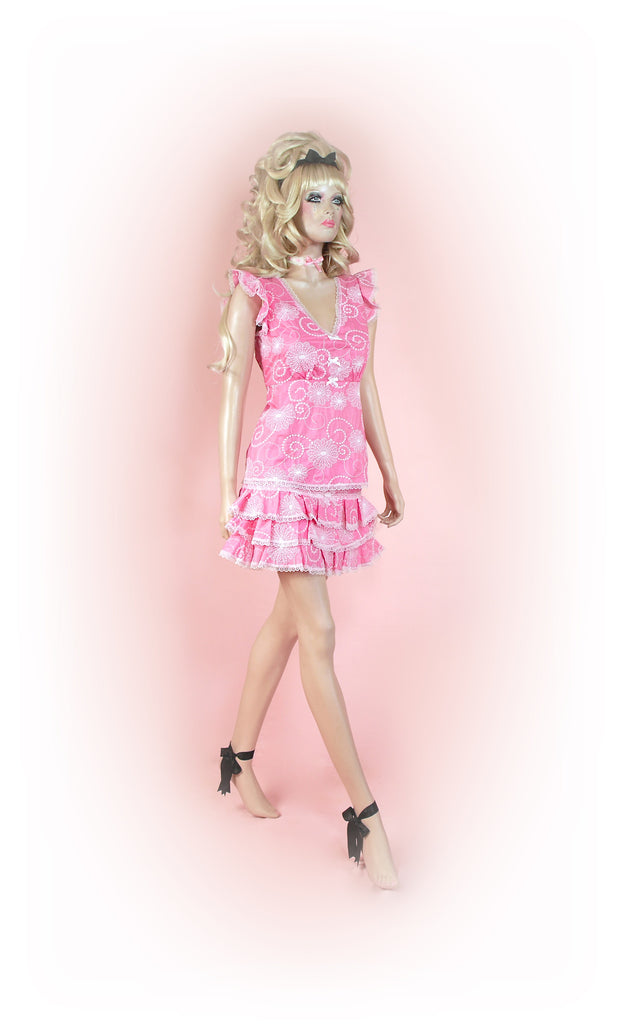Pink<br>Dream Anglaise Sleeve