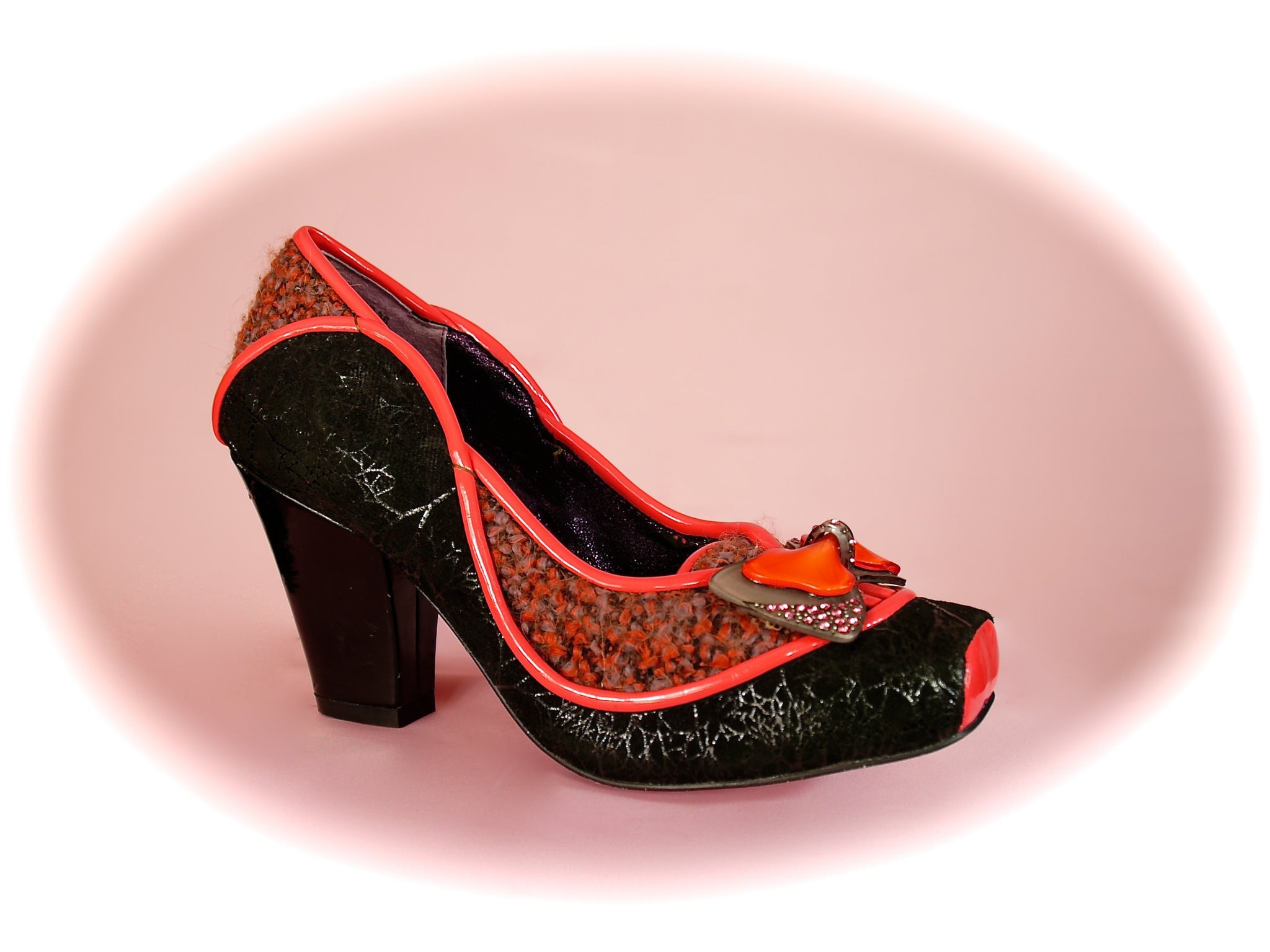 Irregular Choice/Poetic Licence<br>Sweetalicious Orange