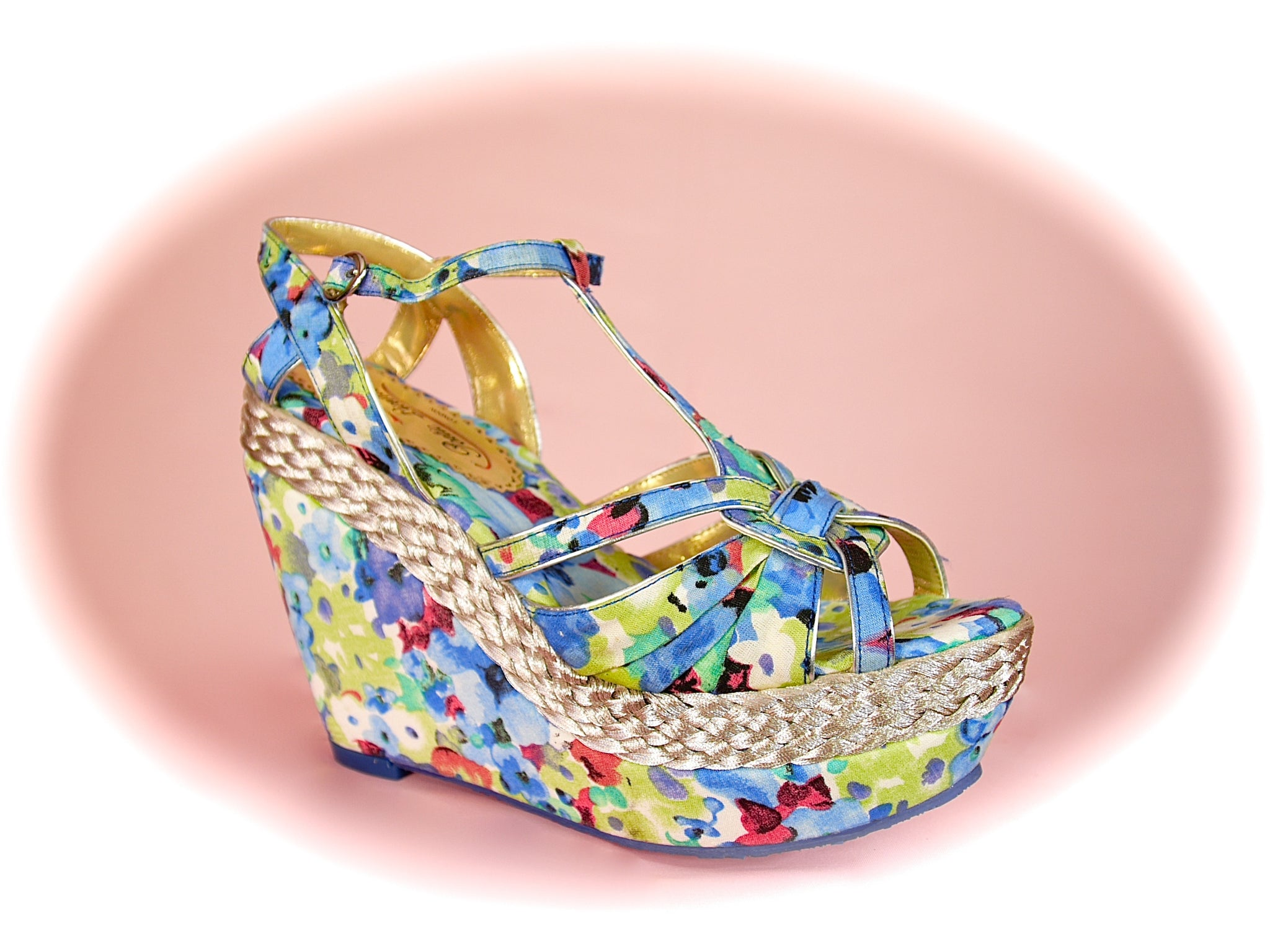 Irregular Choice<br>Arm Candy Blue