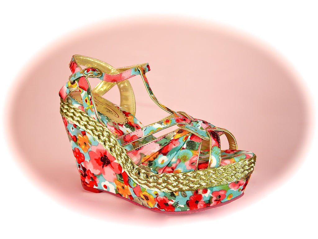 Irregular Choice/Poetic Licence<br>Arm Candy Pink