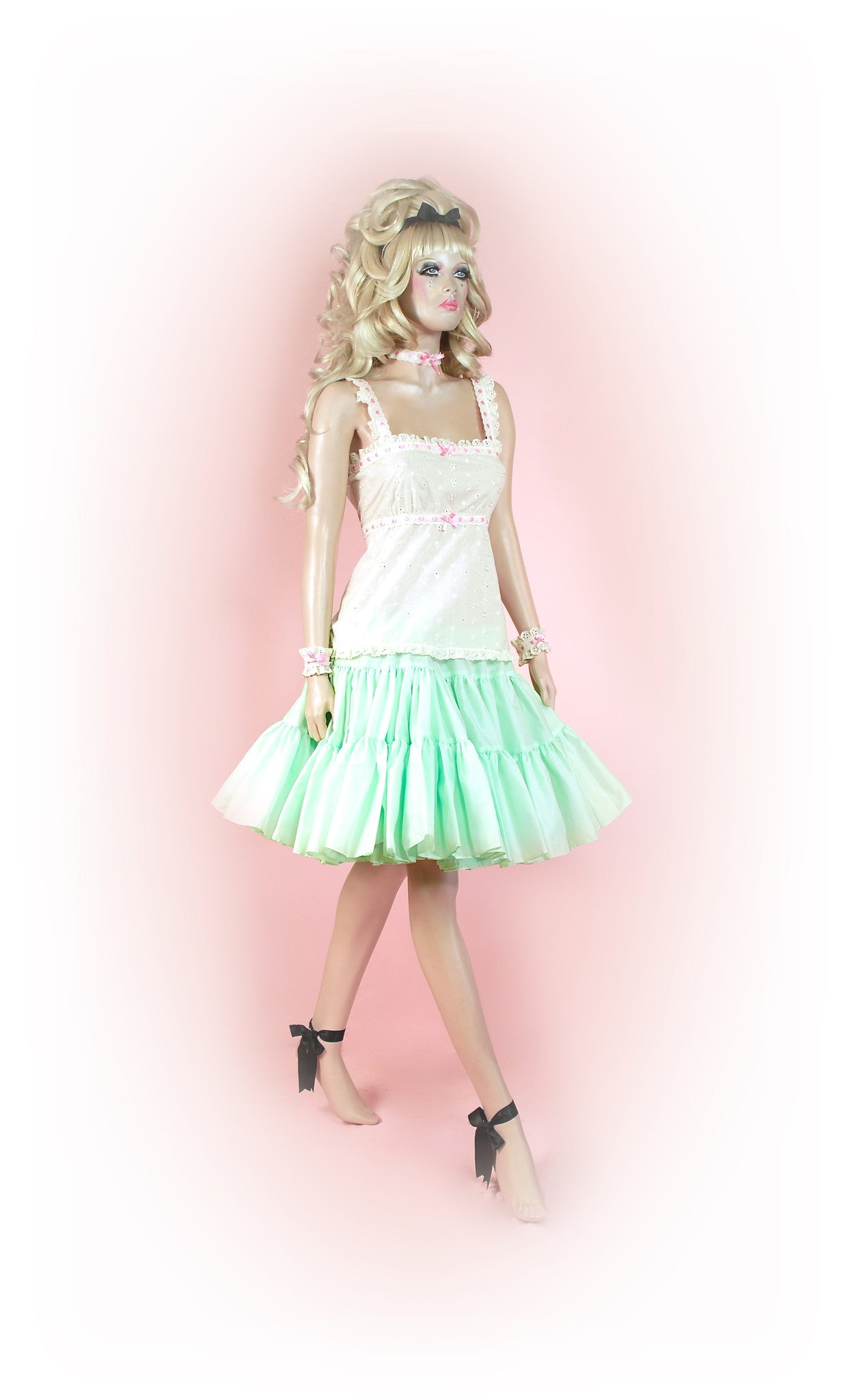Magic Mint<br>Tutu Knee
