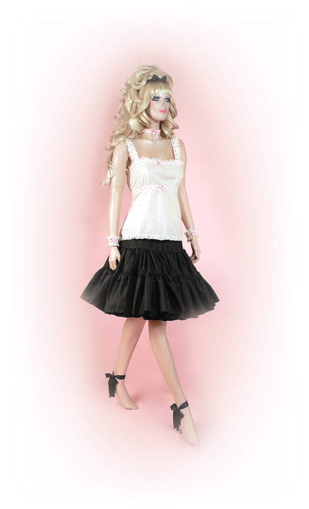 Midnight Black<br>Tutu Knee