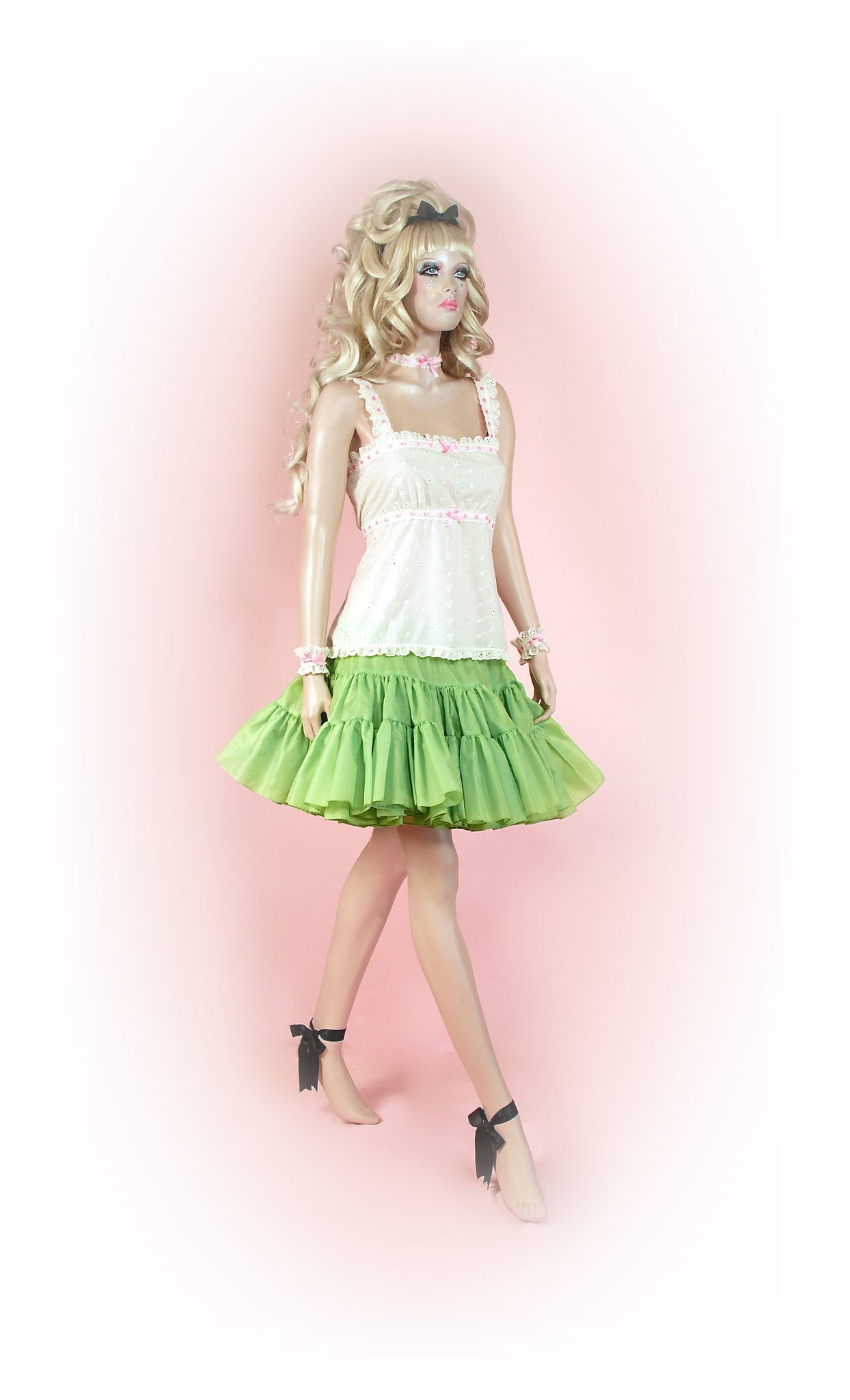 Lively Green<br>Tutu Mini