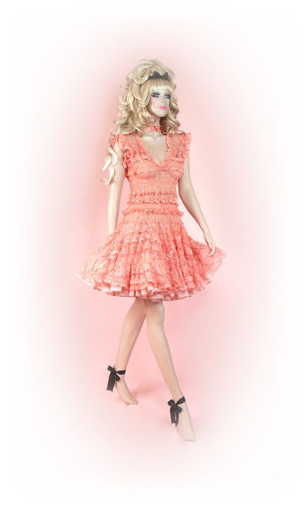 Rose<br>Frilly Lace