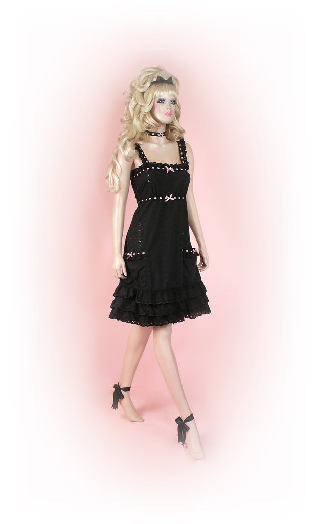 Black<br>Romantic Anglaise