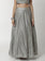 De Moza Ladies Light Grey Skirt