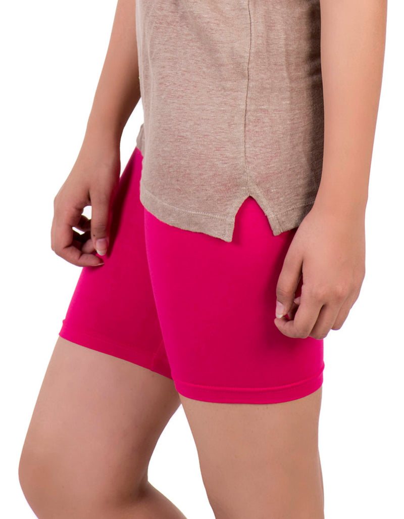 De Moza- Ladies Fuchsia Bottom Thights - De Moza