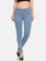 De Moza- Ladies Denim Jeggings Pant Ice Blue