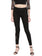 De Moza- Ladies Ankle Length Leggings Black