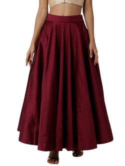 De Moza Ladies Magenta Skirt - De Moza