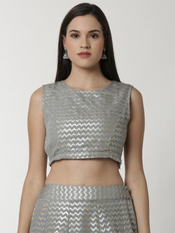De Moza Women Crop Top - De Moza