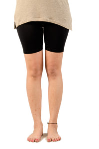 De Moza- Ladies Black Bottom Thights - De Moza