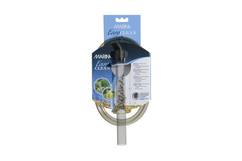 Marina Easy Clean Aquarium Gravel Cleaner Mini/ Small/ Medium/ Large