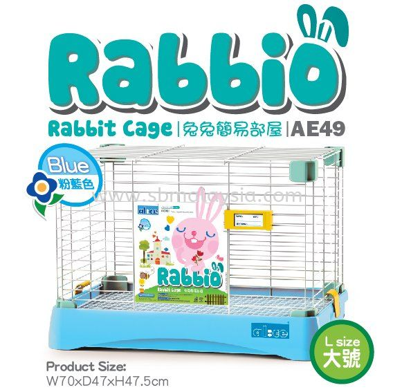 "Alice ""Rabbio"" Rabbit Cage Large"