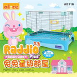 Alice Raddio Plus Rabbit Cage #AE115 & AE116