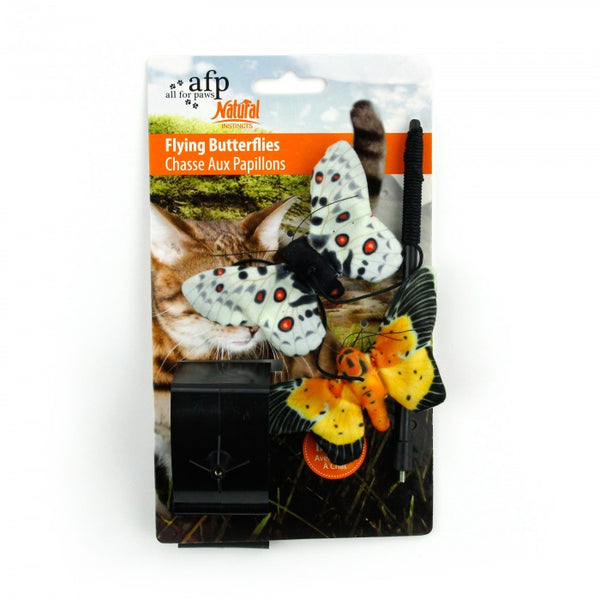 AFP NATURAL INSTINCT CAT BUTTERFLY HANGER #AFP2022