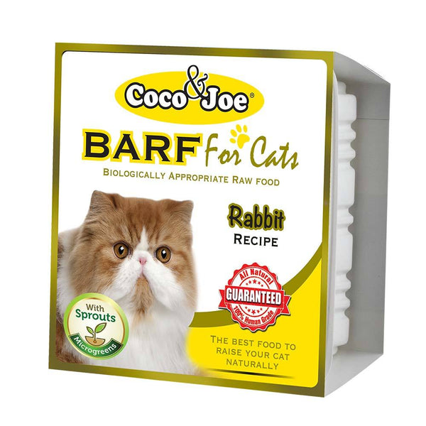 Coco & Joe BARF 150g Rabbit - Cat