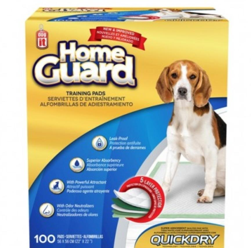 Dogit Home Guard Training Pads (56 x 56 cm)