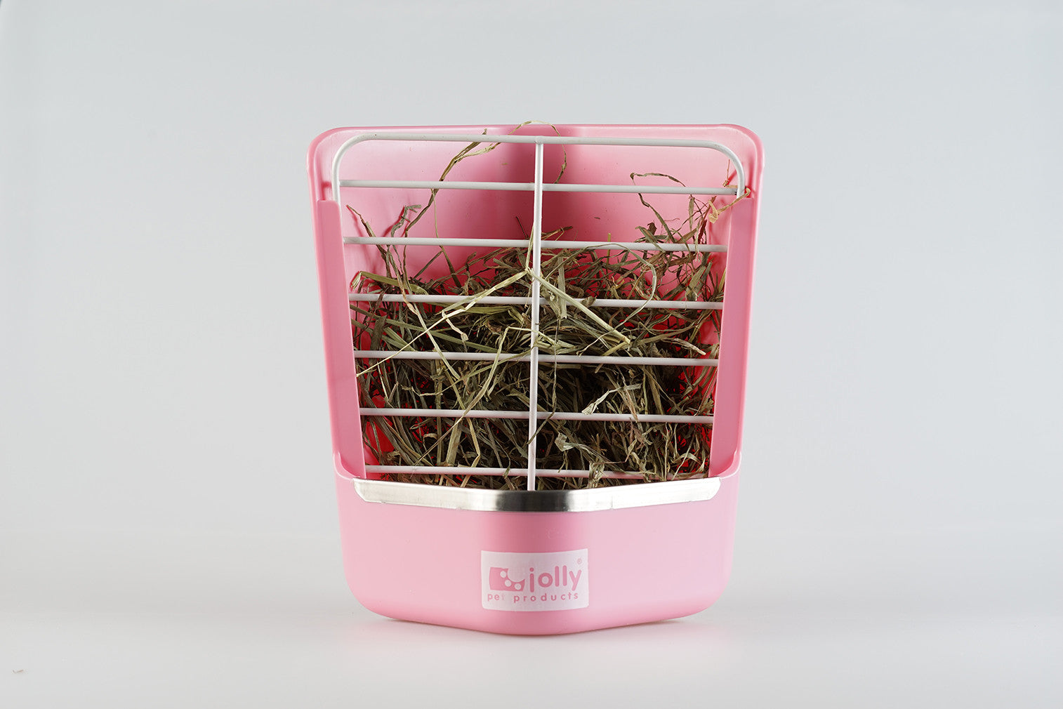 JOLLY – 2 in 1 Hay Rack and Feeding Bowl