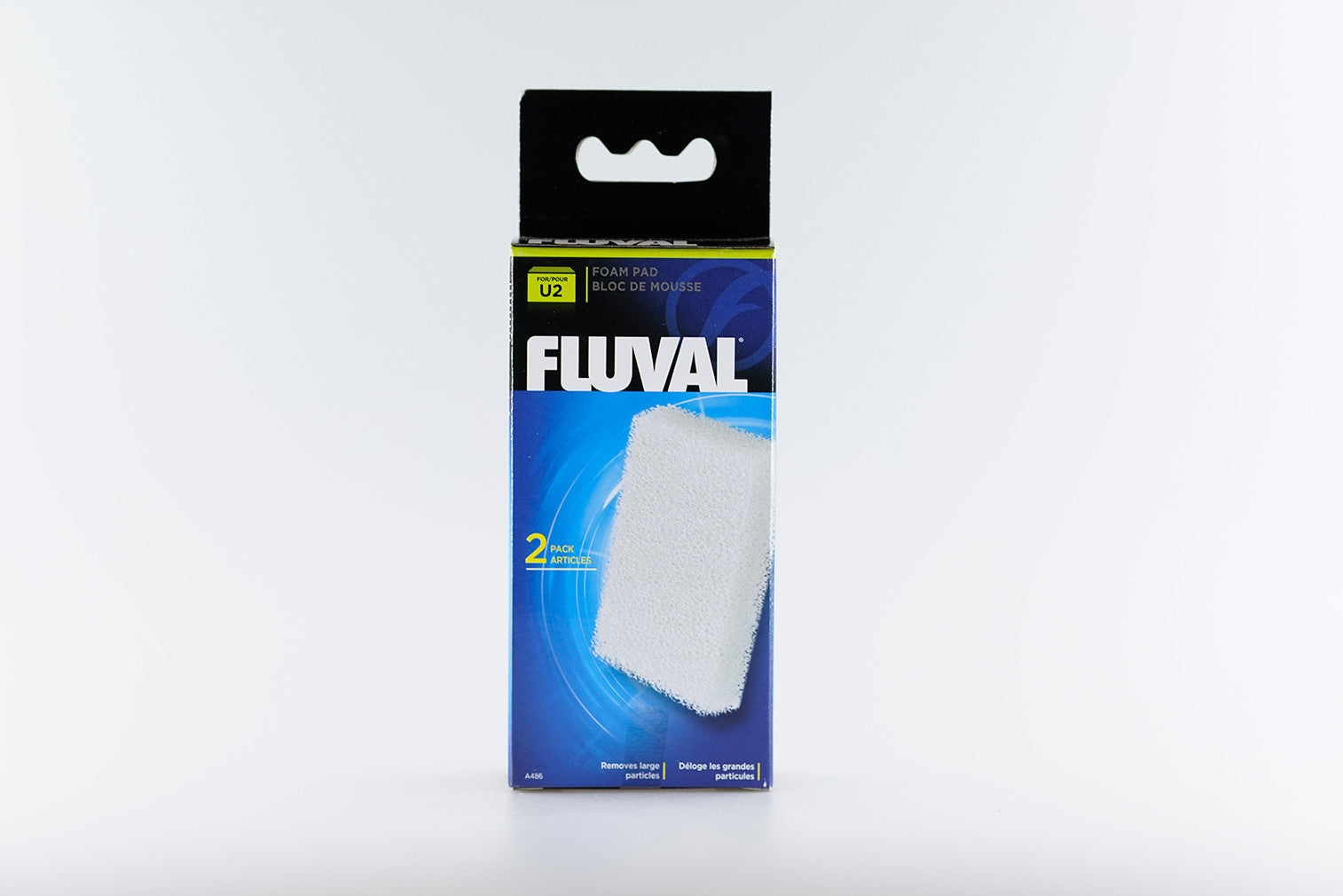 FLUVAL - U-Series Filter Media - Foam Pad