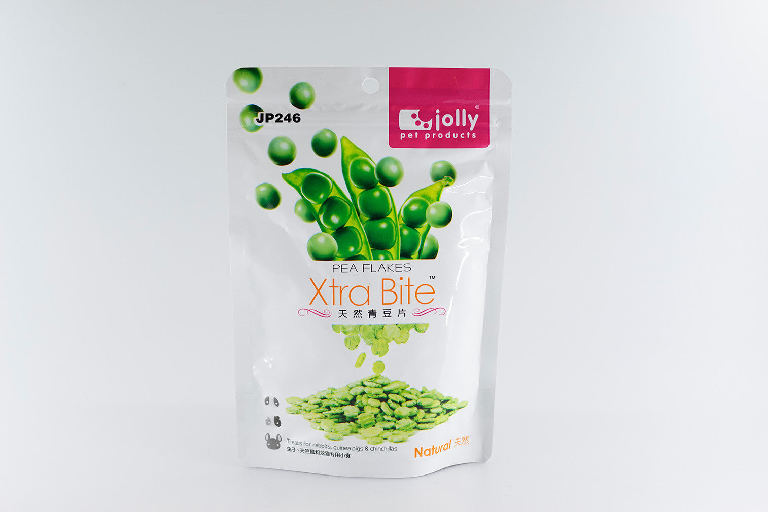Jolly Xtra Bite Pea Flakes 180g