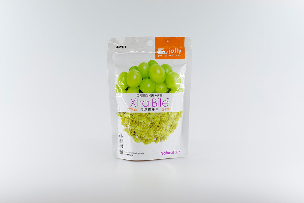 Jolly Xtra Bite Dried Grape 80g