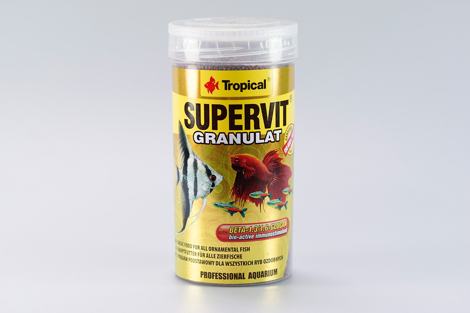 Tropical Supervit Granulat - 100ml / 250ml / 1000ml