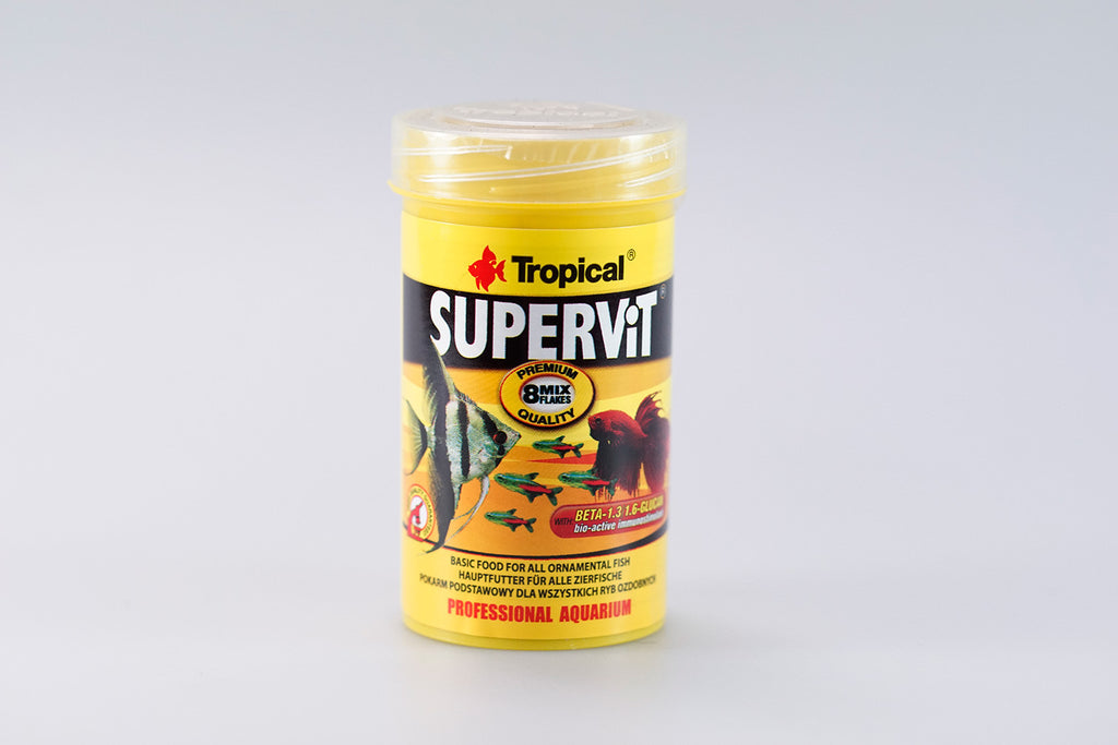Tropical Supervit Flakes - 100ml / 500ml