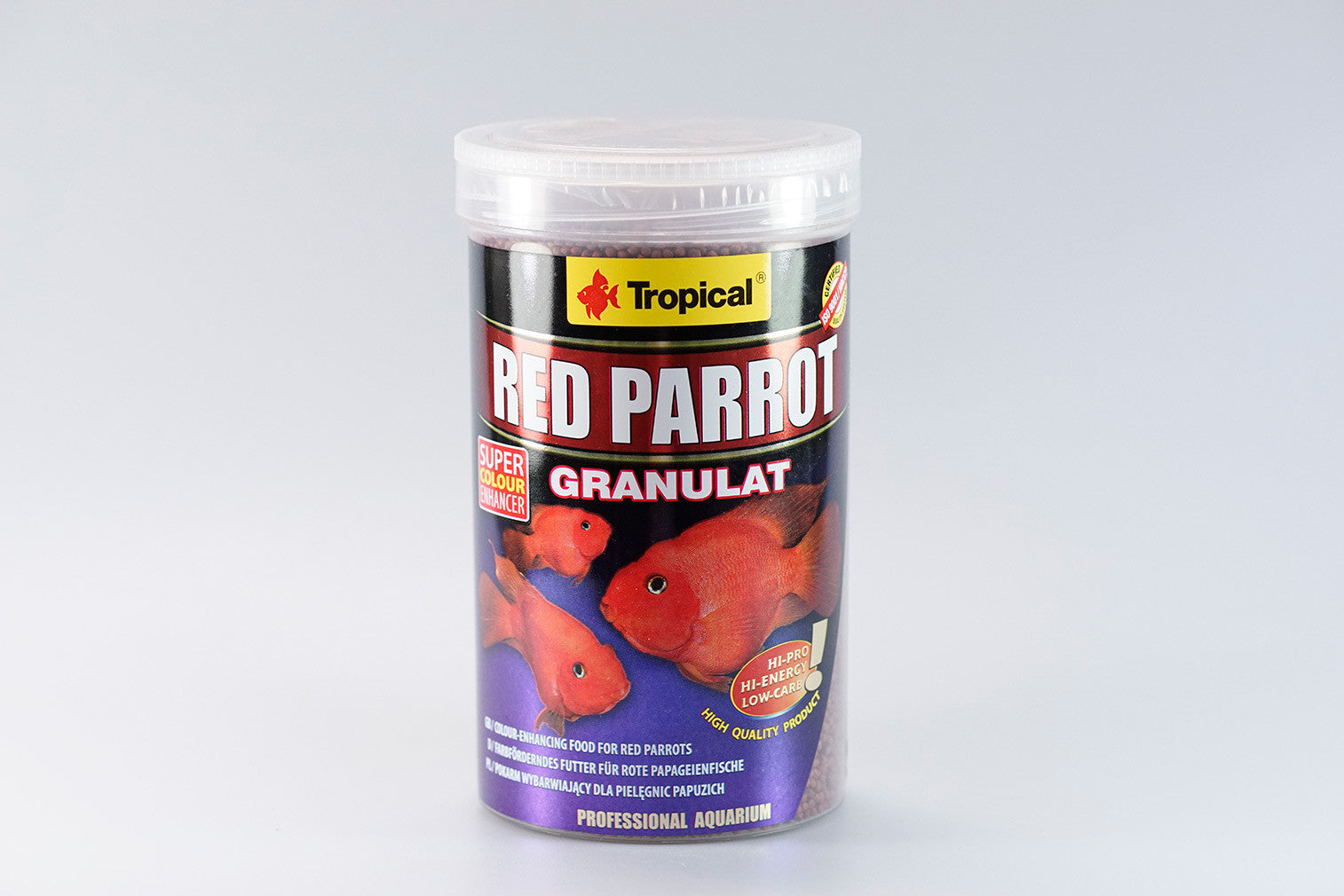 Tropical Red Parrot Granulat - 400g ~ 1000ml