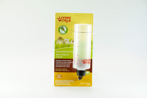 Living World Water Bottle 60ml/ 120ml, 235ml/ 475ml/ 946ml