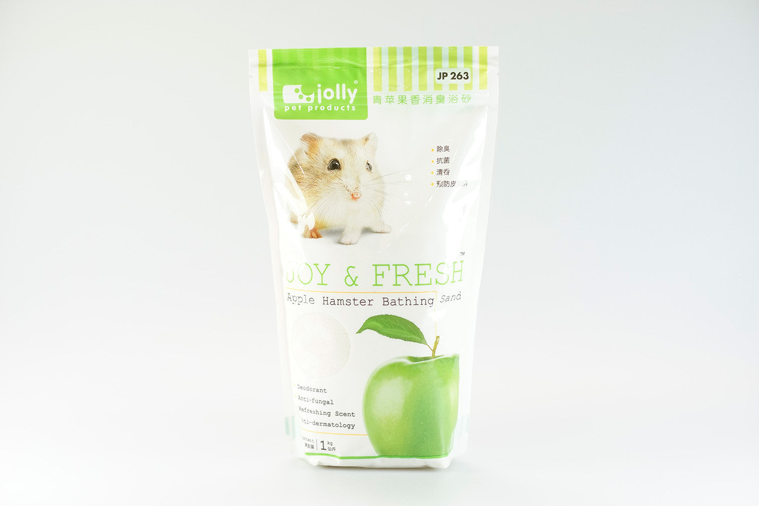 Jolly Joy & Fresh Hamster Bathing Sand