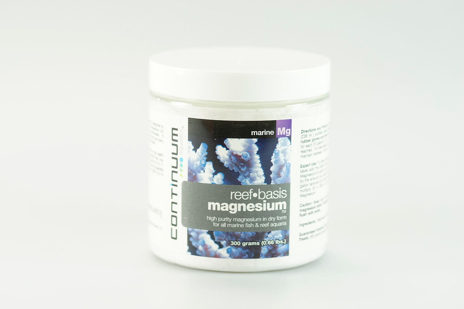 Continuum Reef Basis  Magnesium 300g