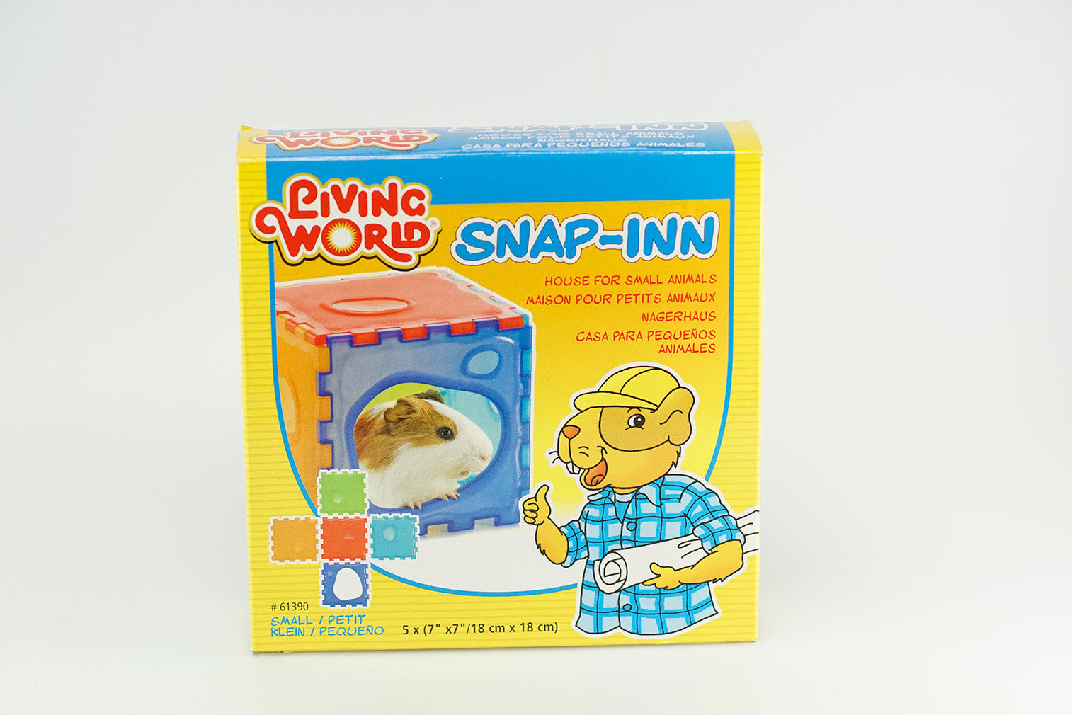 Living World Snap-Inn