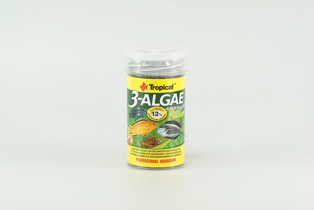 Tropical 3-Algae Granulat 38g / 100ml
