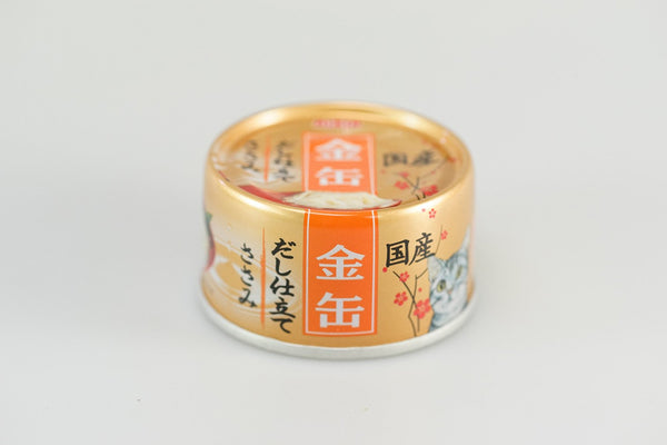 AIXIA Cat Kin-Can Dashi - 70g