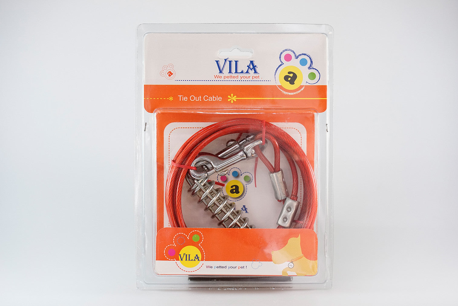Vila Tie Out Cable
