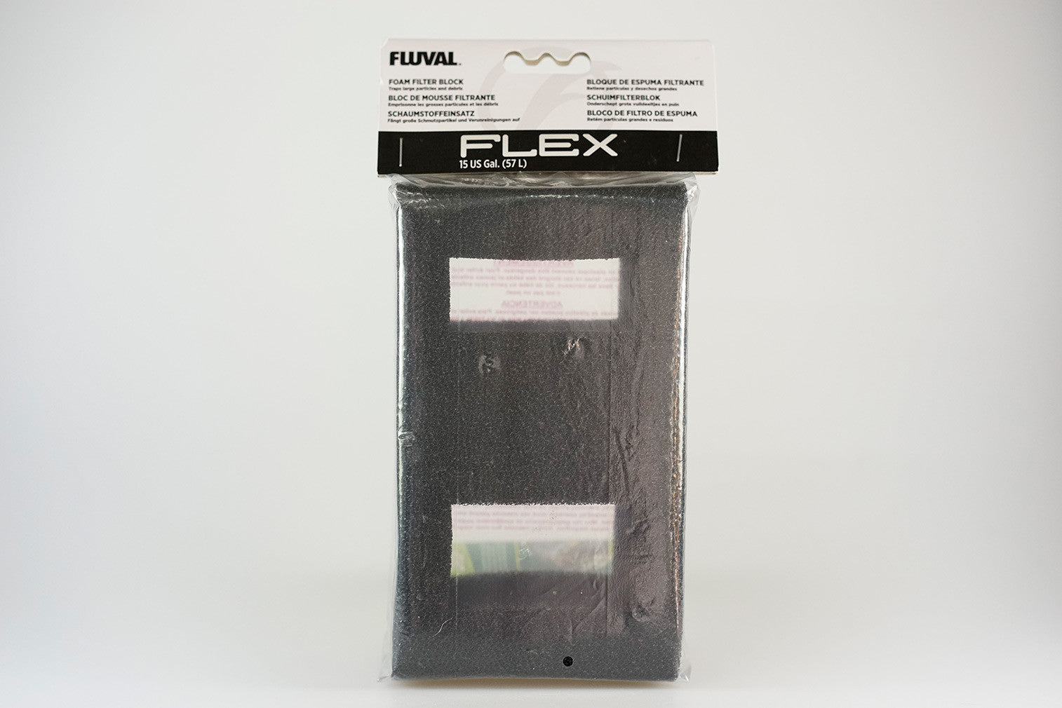 Fluval Foam Filter Block for Fluval Flex Aquarium 57L