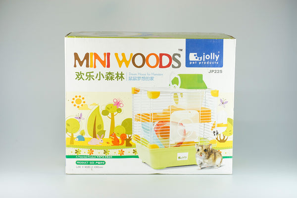 Jolly Mini Woods Hamster Cage JP225