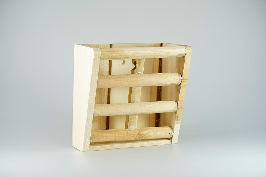 Pet-Link Internal Wooden Hay Rack
