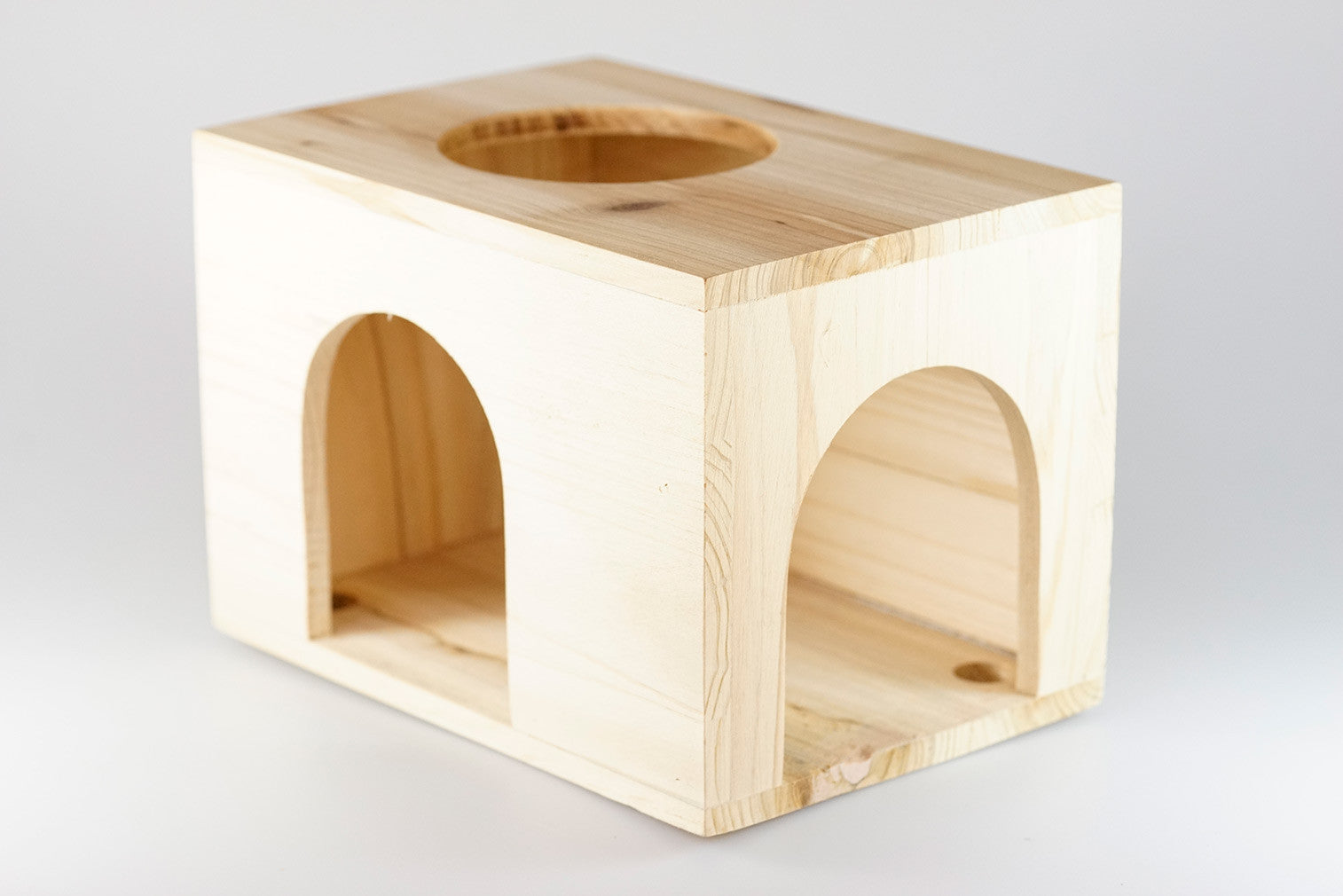 Pet-Link Rectangle Wooden House T011