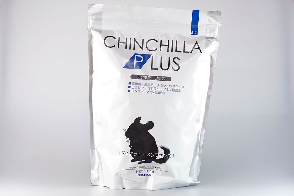 Sanko Chinchilla Plus 800g