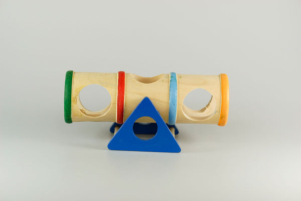 Rainbow Seesaw for Hamster