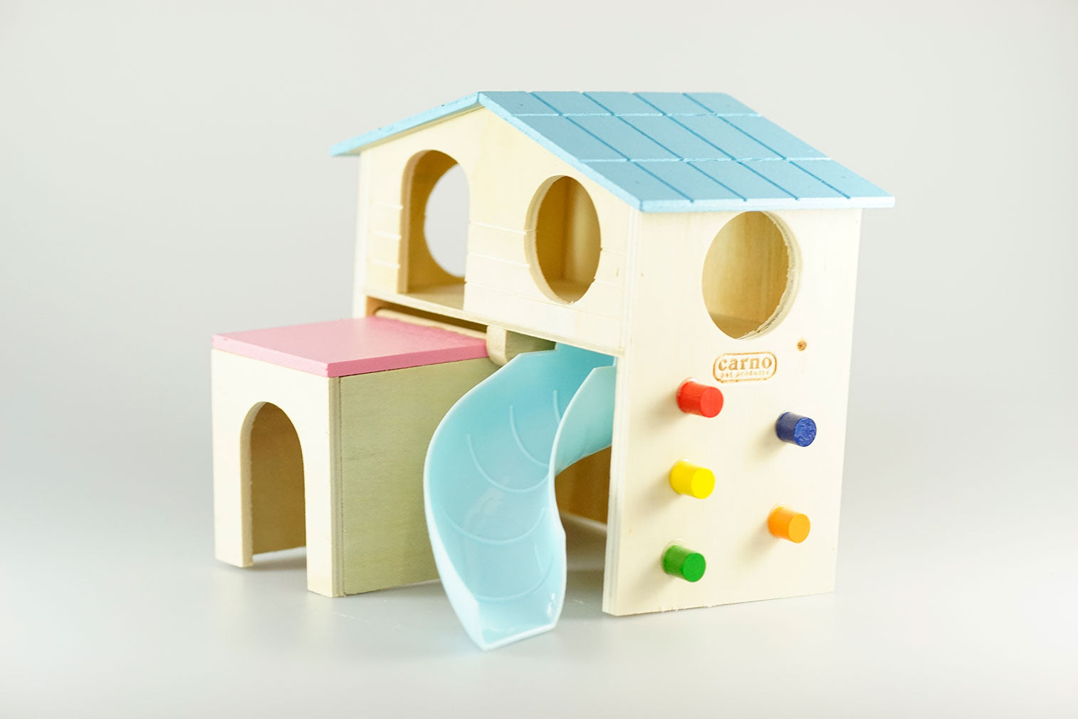 Carno Playground Hamster House