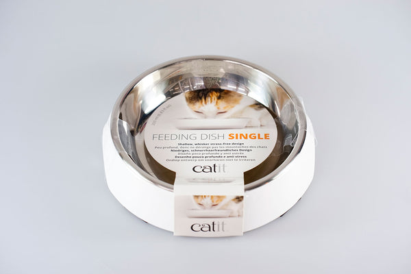 Catit Feeding Dish Single 200ml