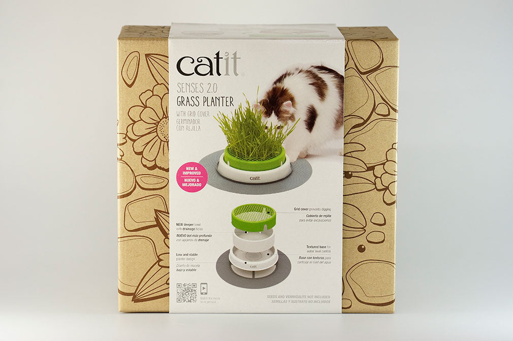 Catit Senses 2.0 Grass Planter #43161