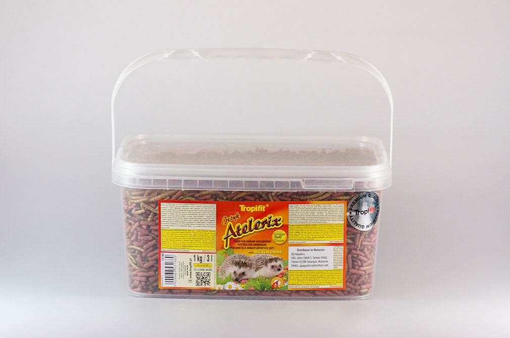 Tropifit Atelerix - Food for Dwarf Hedgehogs